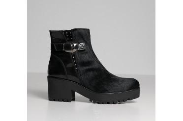 Bootie Yunnan Black