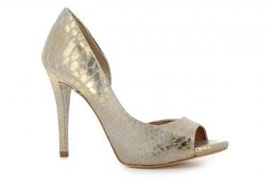 Zapato de Salón Bronzo Dilaty